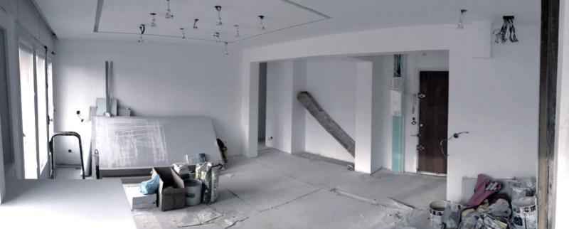 Rénovation d'appartement 94