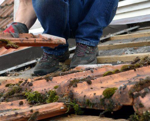 couverture toiture nettoyage