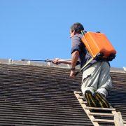 couverture toiture nettoyage étanchéité
