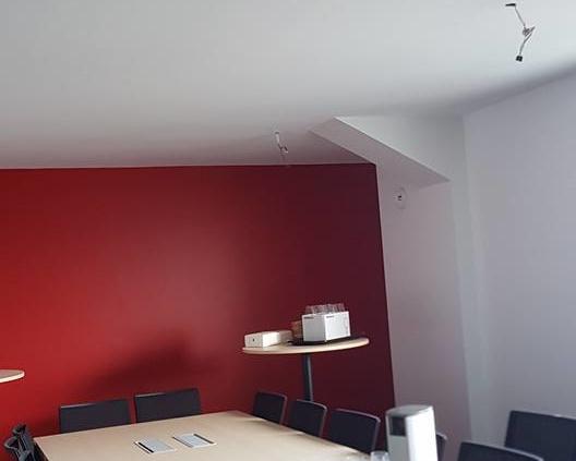 société peinture bureaux 93