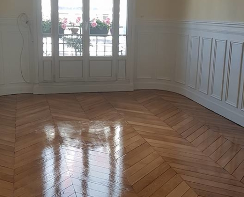 vitrification parquet renovation Paris