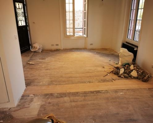 renovation-parquet-peinture-murs-plafonds-maison-lemaire